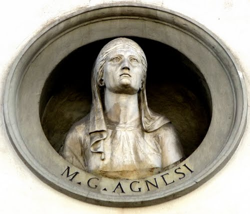 a biography of maria gaetana agnesi a woman mathematician Maria gaetana agnesi (1718-1799) is recognized as the first woman to gain recognition as a mathematician in the western world maria gaetana agnesi: biography, facts & quotes maria gaetana agnesi: contributions to math & accomplishments.