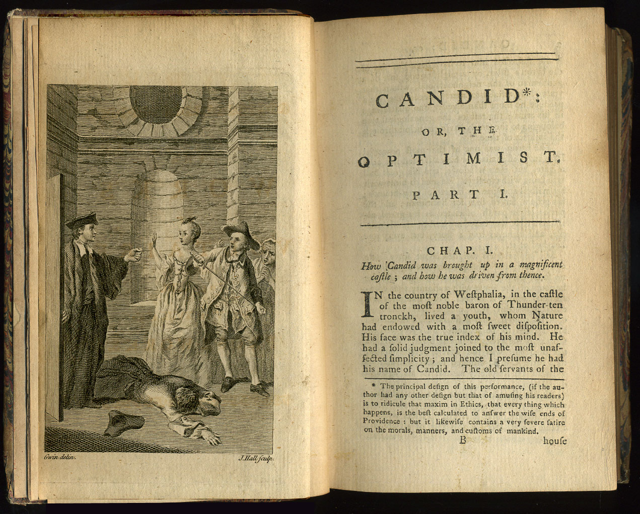 Candide-opening
