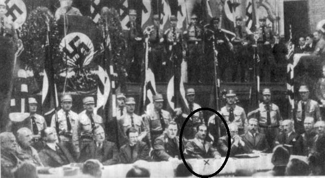 Martin Heidegger_nazi