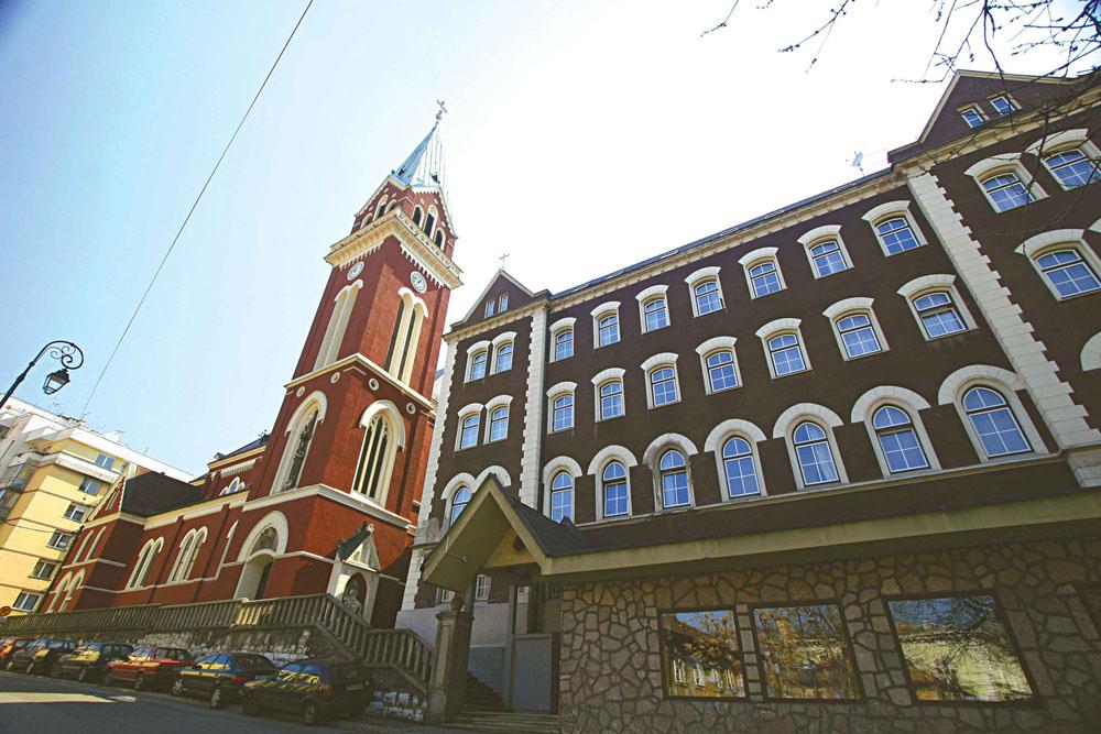 Samostan sv._Ante_Sarajevo_Bistrik