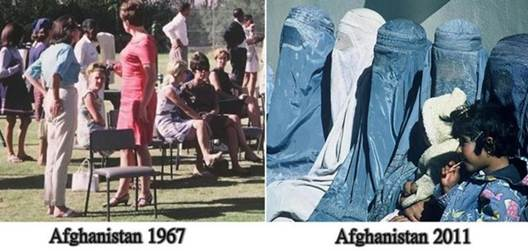 afhganistan then and now