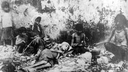 armenski genocid
