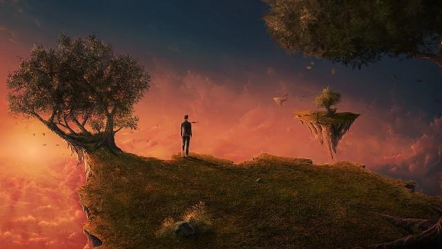 art-man-island-people-art-suit-tie-island-sleep-wasps-levitation-digital-painting