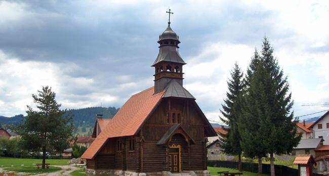 crkva svetog josipa pale