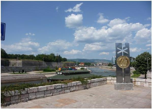 konstantin spomenik